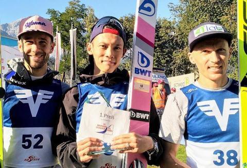 COC-M: Sieg für Taku Takeuchi
