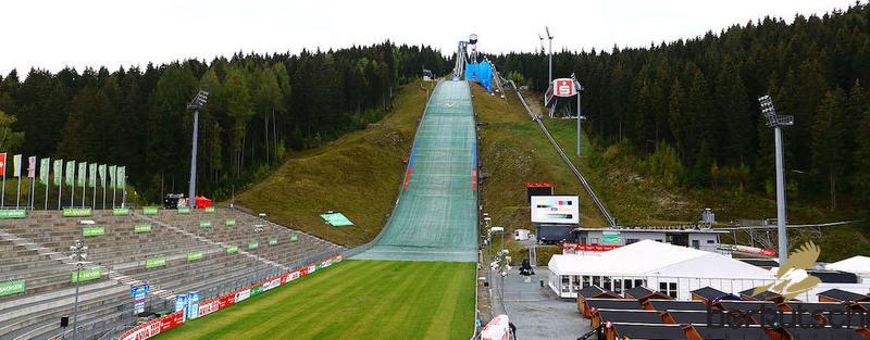 Skispringen Klingenthal