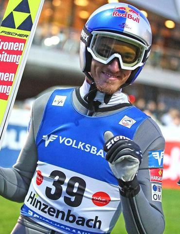 ヒンツェンバッハ予選でオーストリア勢1・2位