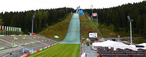 Programm FIS Grand Prix Klingenthal