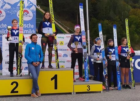 FIS Cup, Villach: Indráčková s Ulrichovou v elitní pětce