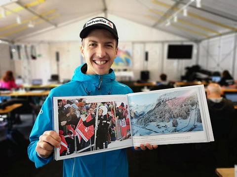 Anzeige: 30 Skisprungschanzen  - Das Buch hier exklusiv