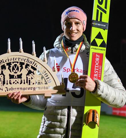 Geiger und Seyfarth dominieren deutsche Meisterschaften