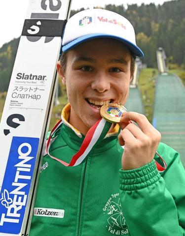 Bresadola überrascht bei italienischen Meisterschaften