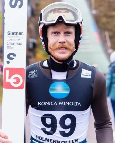 Johansson i Lundby mistrzami Norwegii