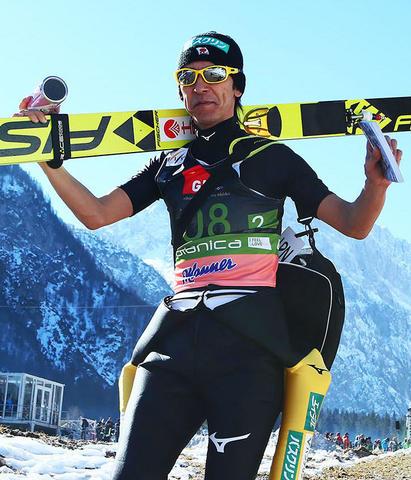 31. Weltcupsaison für Noriaki Kasai