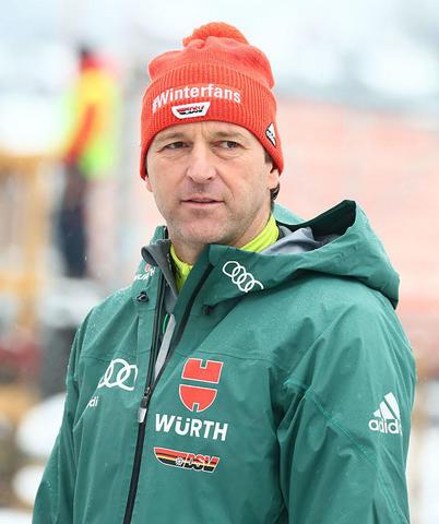 """Werner Schuster: """"Gregor, du kannst nicht aufhören"""""""