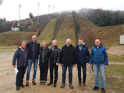 Harrachov will zurück in den Skiflug-Weltcup