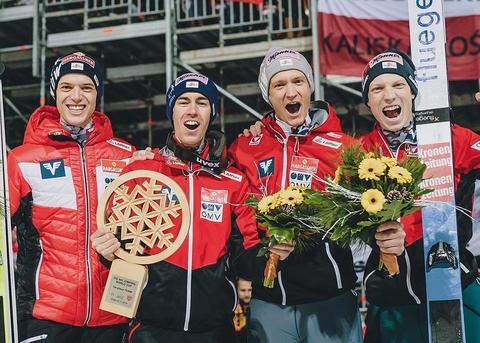 Österreicher mit Ausrufezeichen zum Saisonstart