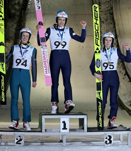 Aalto und Forsström gewinnen finnische Meisterschaften