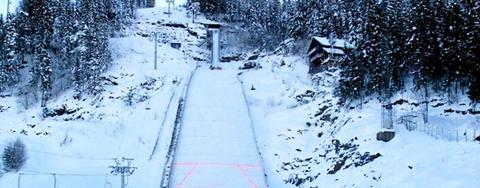 COC Skispringen in Vikersund live