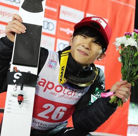 Yukiya Sato überrascht in Nizhny Tagil mit erstem Weltcupsieg
