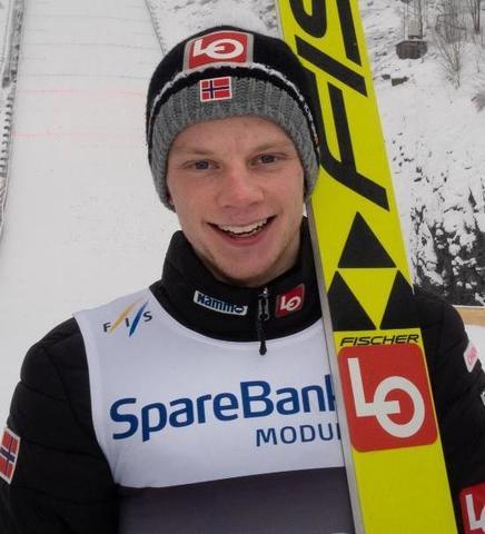 COC-M Vikersund: Erster Sieg für Anders Haare