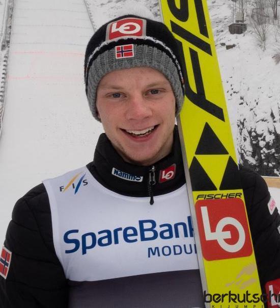 Skoki narciarskie Berkutschi.com - PK - Anders Haare wygrywa w Vikersund -  08.12.2019