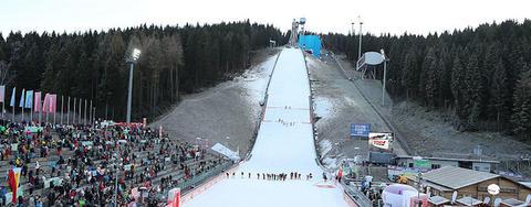 Programm FIS Weltcup Klingenthal