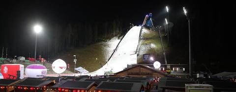 Skisprung-Weltcup Klingenthal: die Fakten