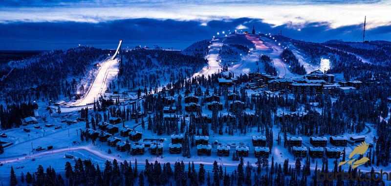 Skoki narciarskie Berkutschi.com - Lahti za Kuusamo - 13.12.2019