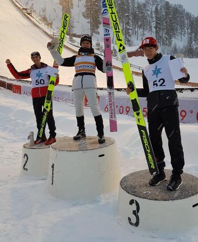 PK - Taku Takeuchi najlepszy w Kuusamo