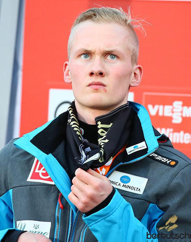 Skisprung Weltcup 2020/17