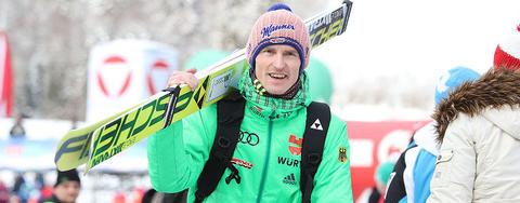 Severin Freund nie wystartuje w tegorocznym turnieju