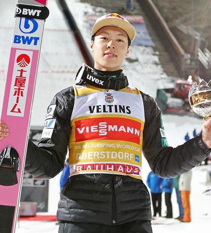 Vierschanzentournee: Ryoyu Kobayashi wieder top!