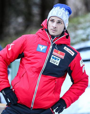 Manuel Fettner kończy sezon
