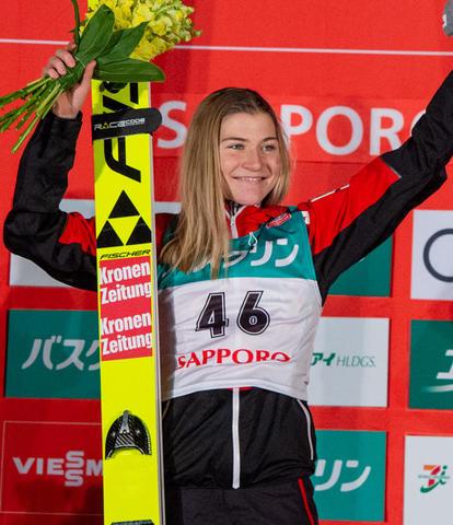 Marita Kramer Überraschungssiegerin in Sapporo