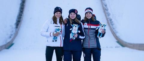 Bronzová Ptáčková! Zimní olympijské hry mládeže přinesly skokanům první medaili