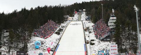Programm FIS Weltcup Zakopane, Rasnov