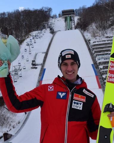 COC-M: Clemens Leitner gewinnt in Sapporo