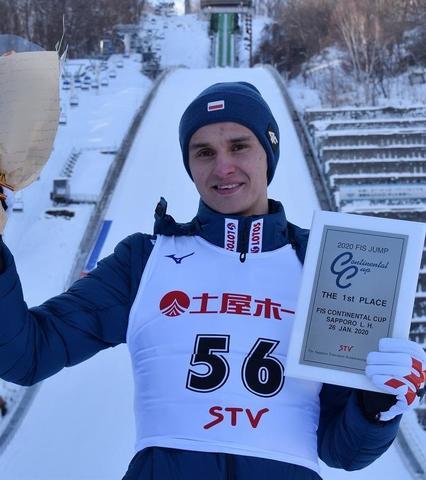 COC-M: Erster Saisonsieg für Klemens Muranka