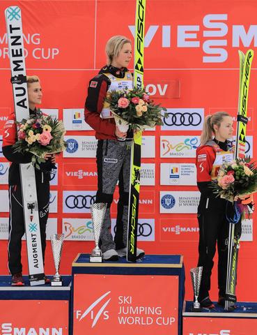 Maren Lundby beendet österreichische Siegesserie