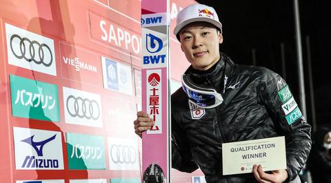 Ryoyu Kobayashi wygrywa kwalifikacje w Sapporo