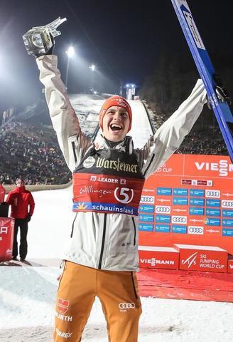 Stephan Leyhe wygrywa w Willingen