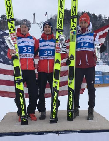 COC-M: Clemens Aigner holt Sieg in Iron Mountain
