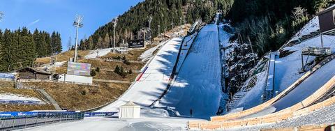 COC Skispringen in Val di Fiemme live