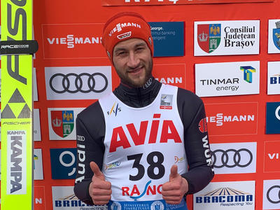 Skisprung Weltcup 2020/18