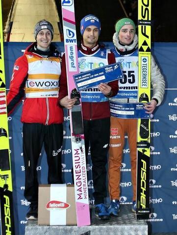 COC-M: Maciej Kot gewinnt in Val di Fiemme