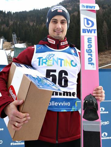 COC-M: Maciej Kot Doppelsieger in Val di Fiemme