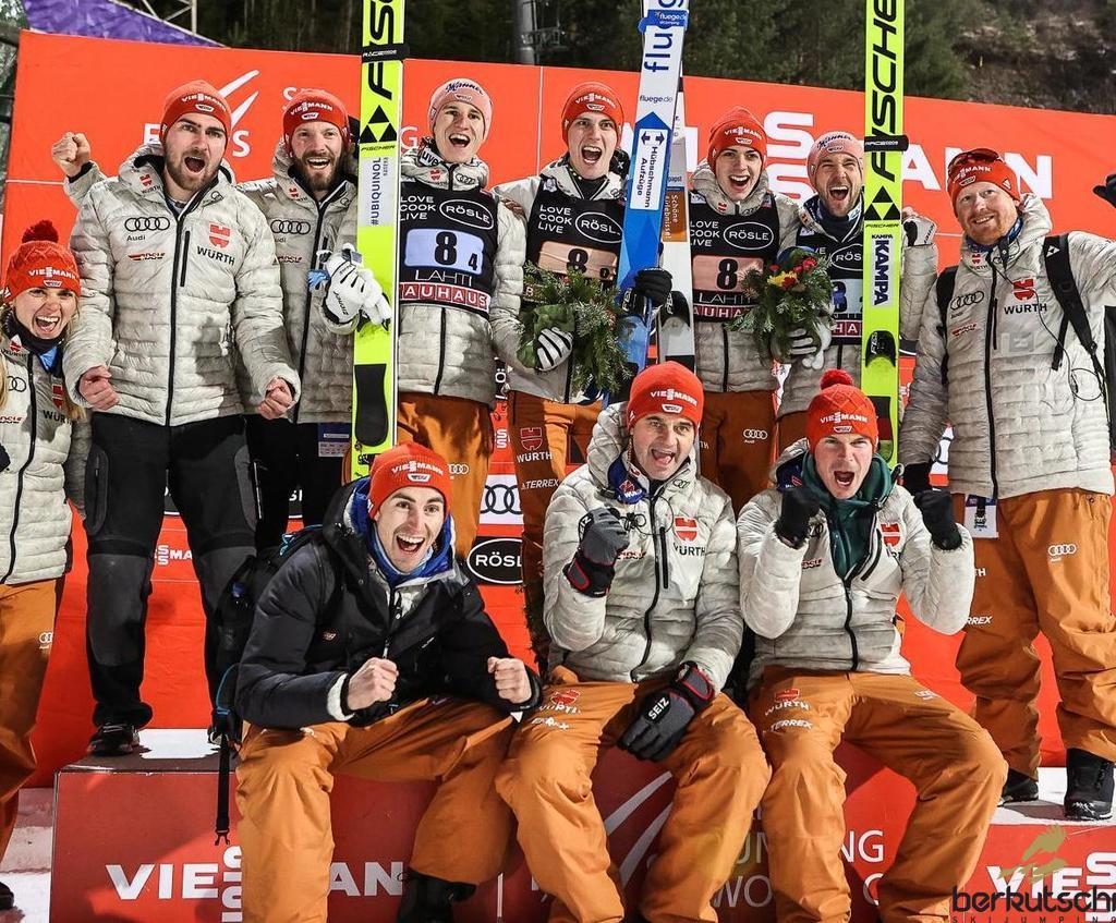 Skisprung Team Deutschland
