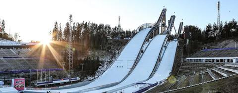 COC Skispringen in Lahti live
