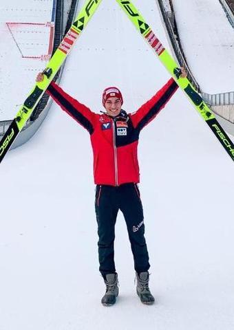 PK - Clemens Leitner ponownie najlepszy w Lahti