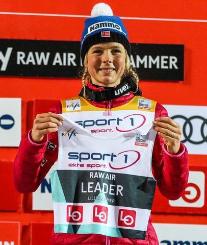 Podwójne zwycięstwo Norweżek w Lillehammer