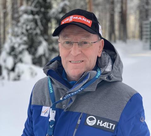 Horst Tielmann przechodzi na emeryturę