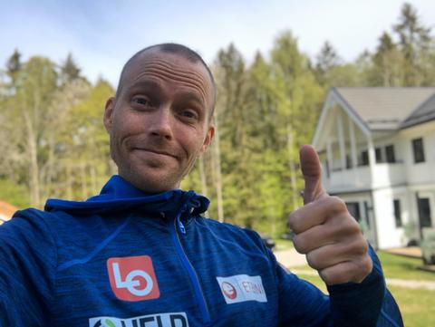 Бьорн Эйнар Роморен победил в борьбе с раком