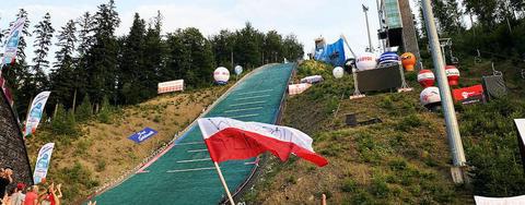 Program zawodów Grand Prix w Wiśle