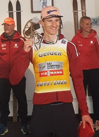 Niemcy otrzymali pucharowe trofea w Oberstdorfie