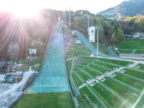 Skispringen: Nationale Titelkämpfe in Österreich