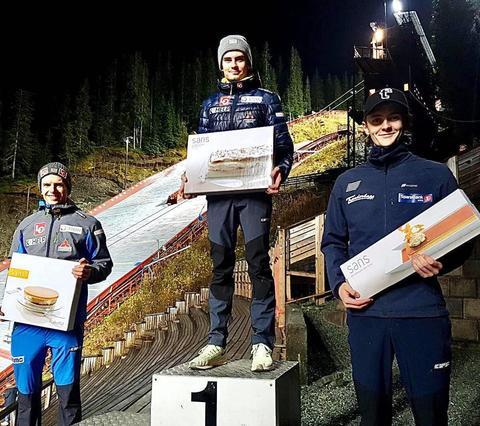 Lindvik und Kvandal gewinnen norwegische Meisterschaften