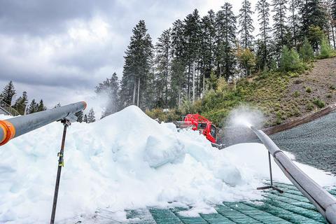 Skispringen Weltcup: es geht wieder los